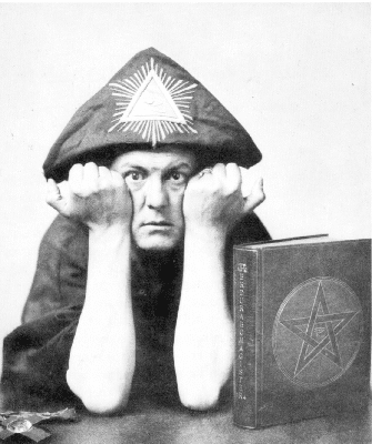 Aleister Crowley 1, Aleister Crowley