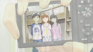 Wandering Son, Episode 1, Shuichi Nitori, Anna Suehiro, Saori Chiba