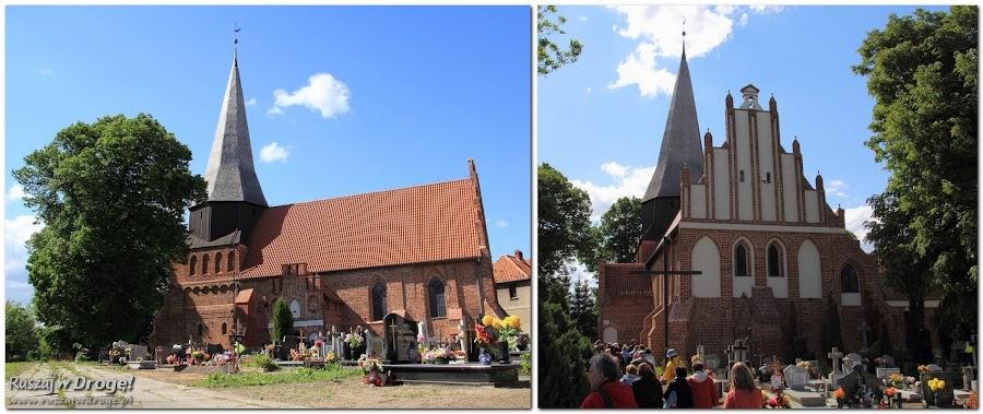 Mątowy Wielkie - kościół