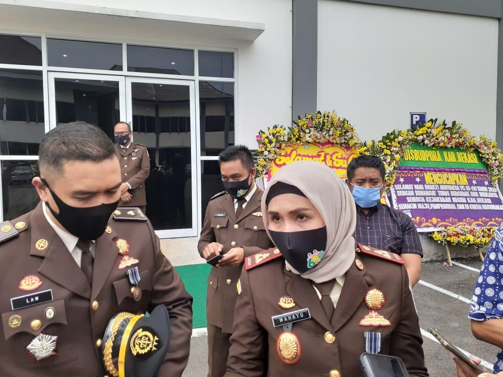 Kejari Kabupaten Bekasi Peringati Hari Bakti Adhyaksa Ke-60