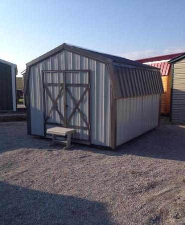 We Have A Variety Of Barns, Sheds And Various Small Buildings For Any  Backyard Needs!