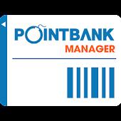 포인트뱅크매니저–똑똑한 스마트카드로 편리하게 고객관리