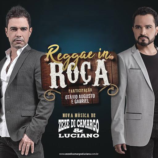 Zezé Di Camargo e Luciano (Part. Otávio Augusto e Gabriel) - Reggae in Roça