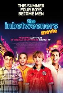 The Inbetweeners Movie Poster