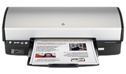 How to down HP Deskjet D4263 inkjet printer driver software