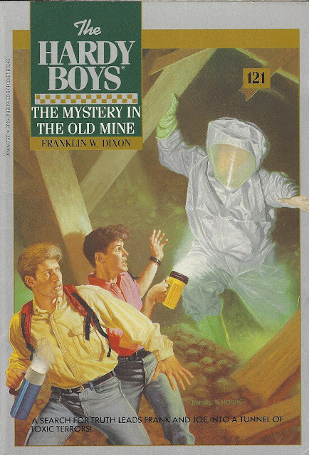 The Mystery in the Old Mine cover