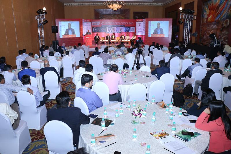 SWI 4th Secure BFSI Conclave - 12