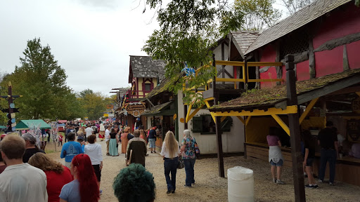 Street scenes at the Ohio Renaissance Festival
