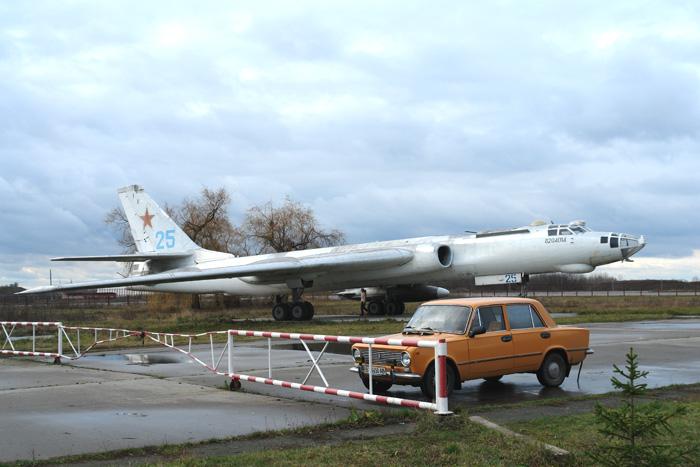 Музей дальней авиации, InGreen, Полтава