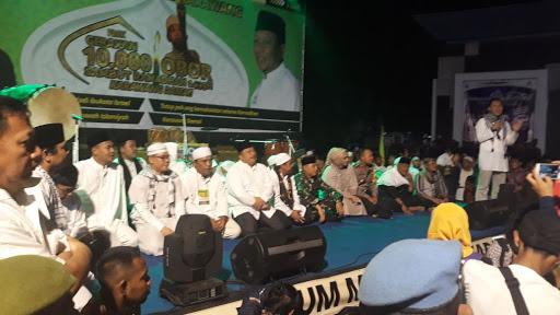 10.000 Obor Sambut Ramadhan di Karawang