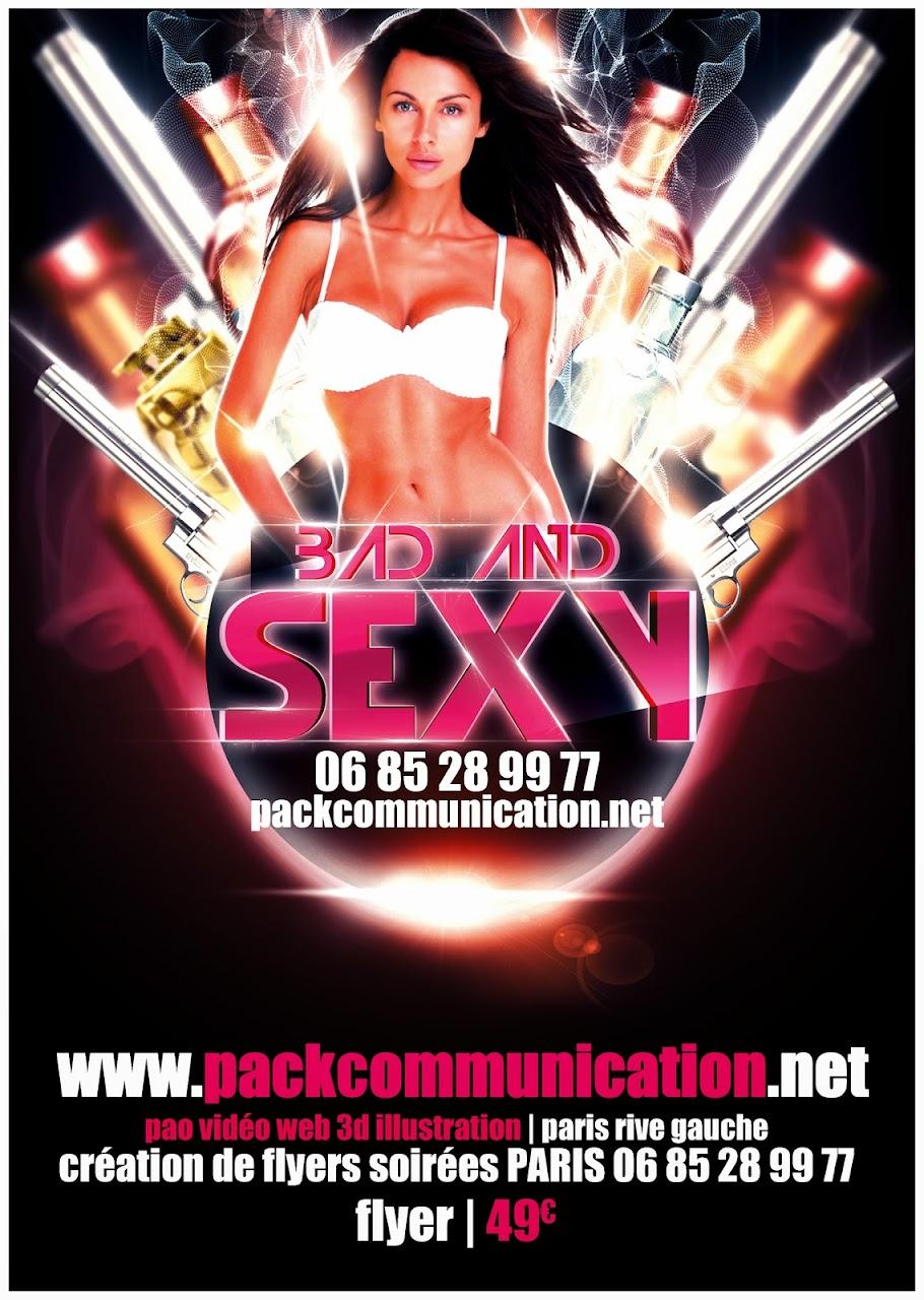 création flyers soirées thème Bad And Sexy france_0685289977.jpg