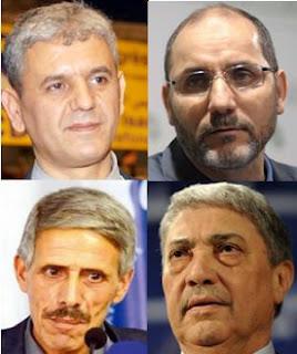 Élections législatives: Les partis à la croisée des chemins