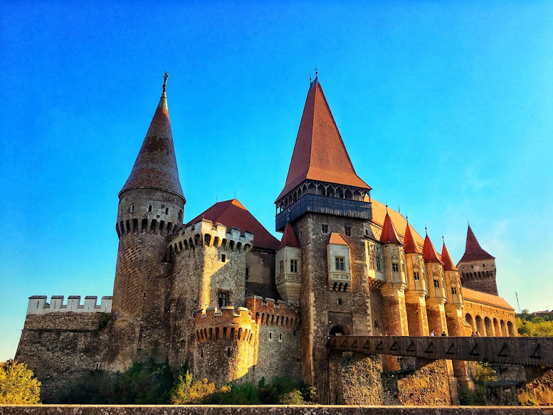 Best Forts and Castles in the world, Corvin Castle
