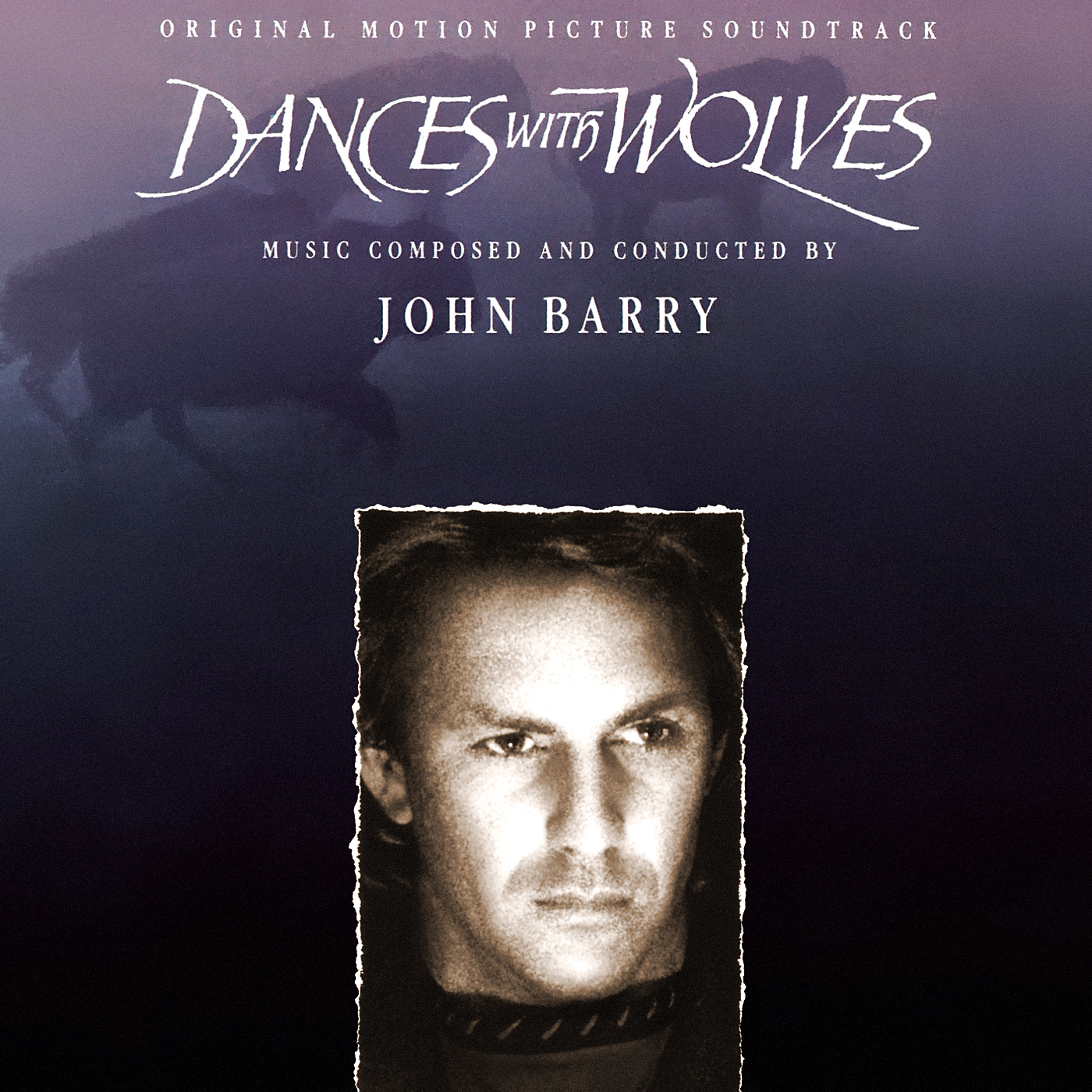 Album Artist: John Barry / Album Title: Dances with Wolves (Original Motion Picture Soundtrack)