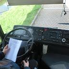 Het dashboard van de Volvo Jonkhere van Verhoef
