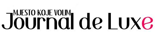 Journal De Luxe - Mjesto koje volim!
