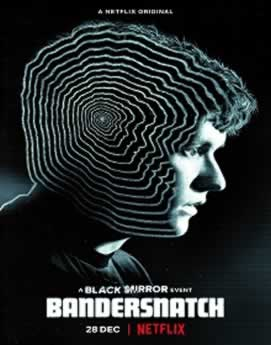 Capa Black Mirror: Bandersnatch Dublado 2018 Torrent