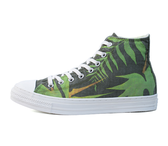 *CONVERSE印花當夏:夏威夷熱帶雨林花草系列! 2