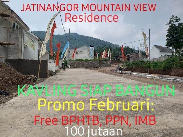 Tanah Kavling Di Jatinangor Hanya dengan 100 Juta-an