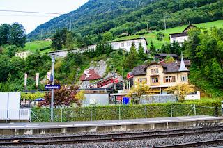 Luzern - Monte Pilatus