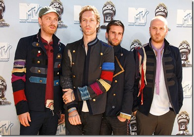 Coldplay en Chile