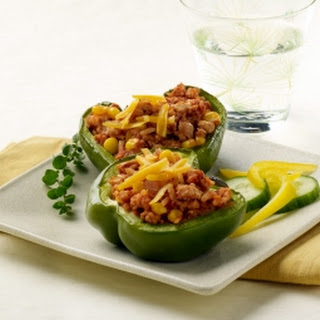 Stuffed Green Peppers With Ground Turkey Recipes