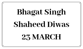 Quotes for Shaheed Diwas