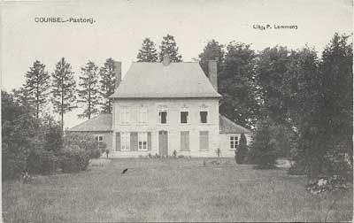 Koersel, Oude pastorie