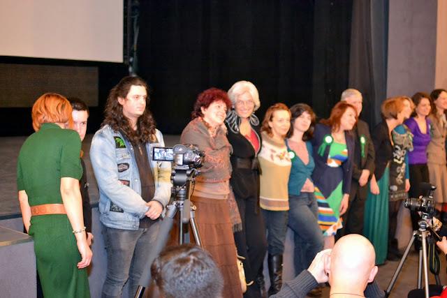Lansare film documentar Ba se poate 1101