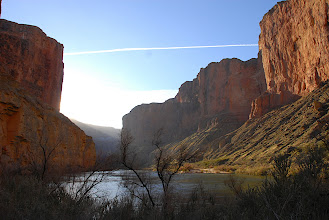 Photo: Morning over the rim