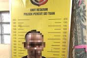 Mencuri Sepeda Motor, Polsek Percut Seituan Jebloskan AM Ke Penjara