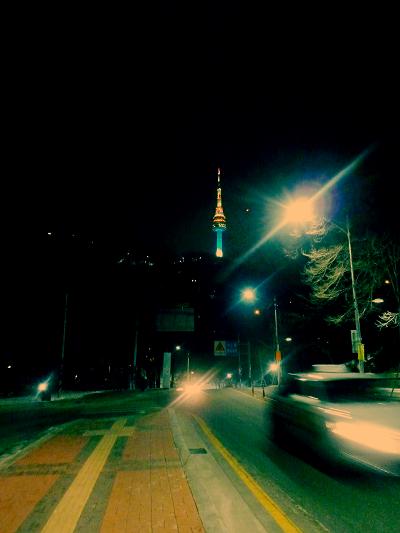 首爾自由行-三順階梯