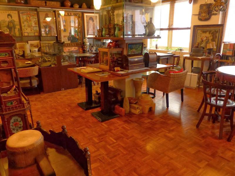Formosa Vintage Museum Café Un café musée  Métro DongMen sortie 5