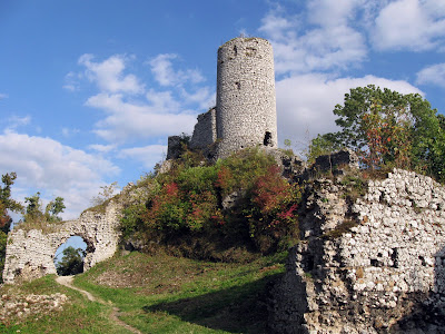 Ruiny Zamku Smoleń