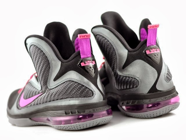 "25ec4a26fd07 ... From the 305 Nike LeBron Colorways Inspired by Miami Nike LeBron 9 –  ""Miami Nights ..."