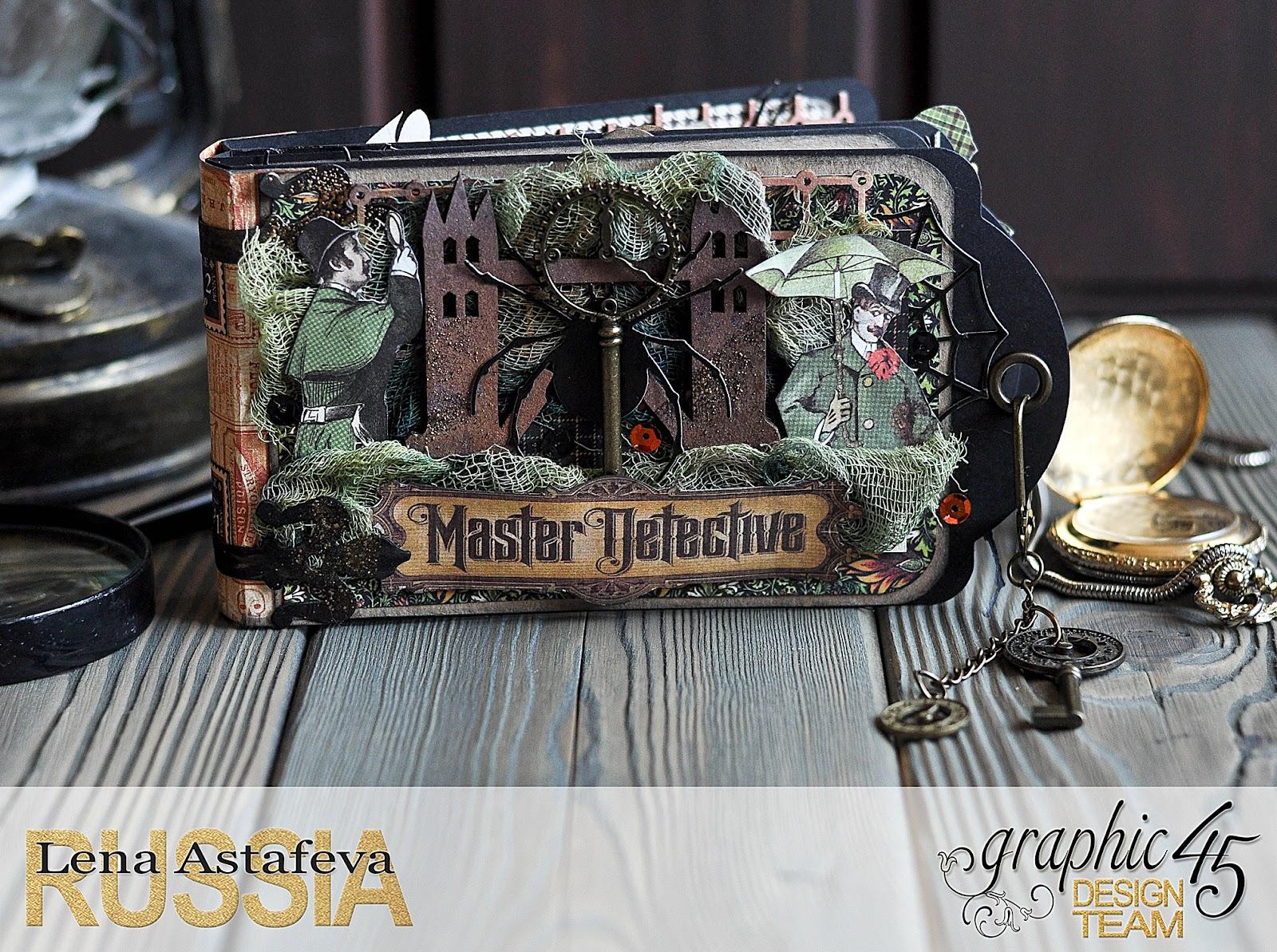 Album-Master Detective-product byGraphic 45- by Lena Astafeva-3.jpg