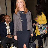 OIC - ENTSIMAGES.COM - Sarah-Jane Mee at the  LFW a/w 2016: Barrus - catwalk show London 19th February 2016 Photo Mobis Photos/OIC 0203 174 1069