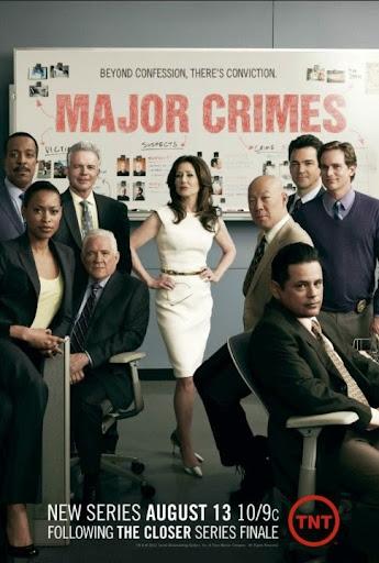 Tội Phạm Chủ Chốt Phần 3 - Major Crimes Season 3 poster