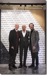 Zita Fabiani Grand Opening_Gianmarco Tognazzi Gianni Colasanti Fabio Troiano