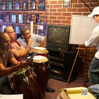 Tambor Class. 6 weeks of percussion