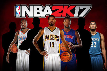 Download NBA 2K17 v0.0.27 (Full APK+DATA OBB)