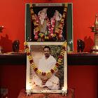 Program - 6.00pm to 8.00 pm Nama Sankirthan, Sri Guruji Kirthans and followed by Mangal Harathi.