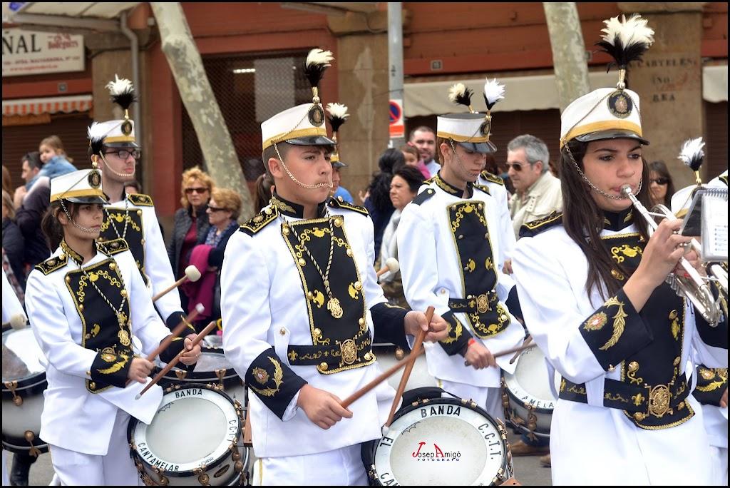 Fotografías Semana Santa Marinera, Domingo Resurrección 2016
