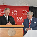 UACCH-Texarkana Creation Ceremony & Steel Signing - DSC_0177.JPG
