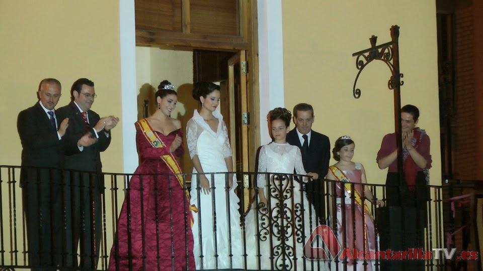 Chupinazo y Coronación de Reinas