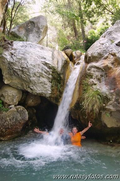 Sierra de Enmedio - Cruz del Pinto - Río Chíllar