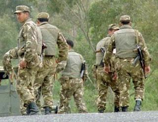Onze contrebandiers arrêtés par les forces de l'ANP à In Guezzam et Tamanrasset (MDN)