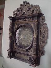 Photo: Relikwiarz - zbiorówka z relikwiami wielu świętych