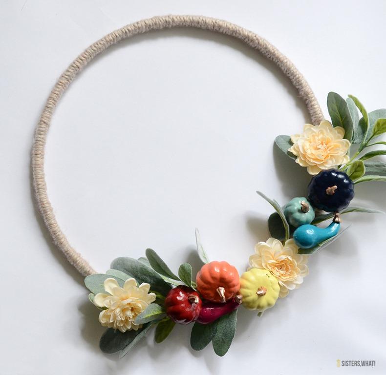 [fall+wreath+flowers+colorful+pumpkins+tutorial+3%5B9%5D]