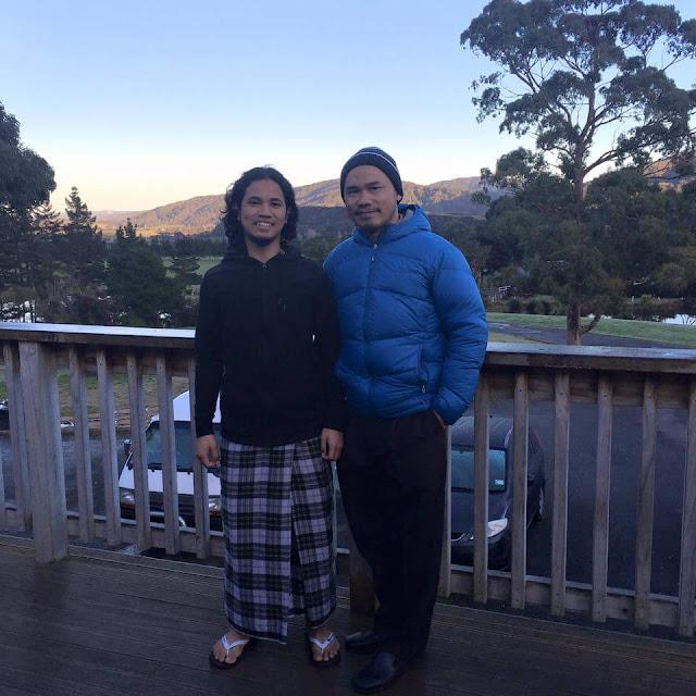 Pemuda Kelantan berpelikat di New Zealand